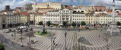 PORTUGAL: LISBON [Rossio Square.]