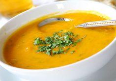 Receita de sopa emagrecedora - Show de Receitas
