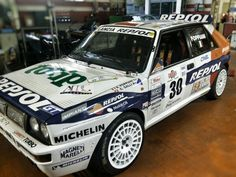 Lancia Delta Integrale WRC