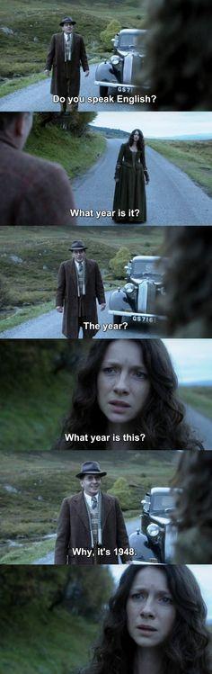 Outlander - S02E01 - Claire