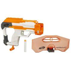 Hasbro NERF Modulus Strike and Defend Upgrade Kit: Hasbro: Amazon.co.uk: Toys & Games