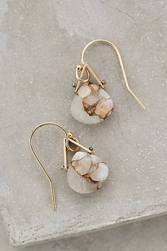 Petite Mineral Earrings