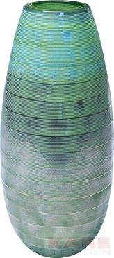 Vase Dust Green 32cm #kare #design #wien #Austria #grün #green #Vase #kareaustria #karedesign