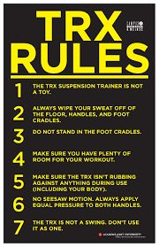 Image Result For Trx Workout Chart