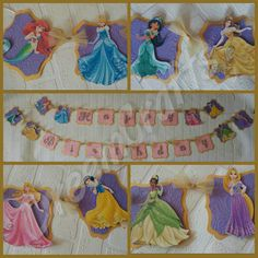 Check out this item in my Etsy shop https://www.etsy.com/listing/401139281/princess-banner-cinderella-beauty-and