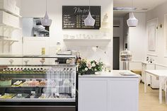A peek inside this amazing bakery and cake boutique   Bakery Tour of Jenna Rae Cakes   on TheCakeBlog.com