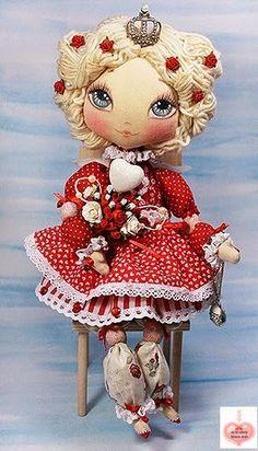 Mimin Dolls: bonecas Tutorial