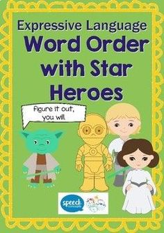 One of our Star Heroes is jumbling up his sentences. His friends are helping him re-order his words. The resources targets word order. There are 36 cards in coloured and in black and white. Blank cards are also provided for your own sentences.