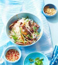 Vietnamesische Nudeln                                                                                                                                                                                 Mehr