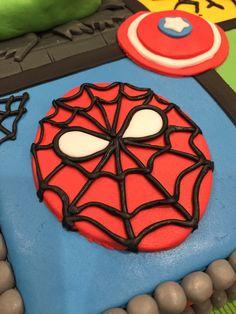 Spiderman | Pastel Avengers | Postrería
