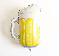 Beer Balloon St Patricks Day Beer Beer Mug Beer by girlygifts07
