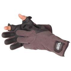 Hunting Fishing Gloves Trigger Finger Angler  Bow Gun Shooting Rifle Deer Duck  #Glacier #AnglerHuntingGlovesMittens