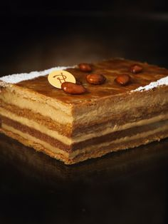 2000 Feuilles by Pierre Hermé #herme #pastry #gastronomy #macaronsetgourmandises