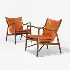 Finn Juhl, armchairs