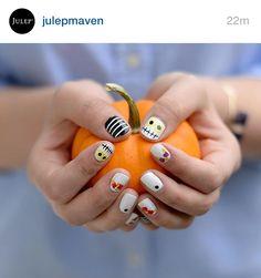 Halloween: zucche intagliate
