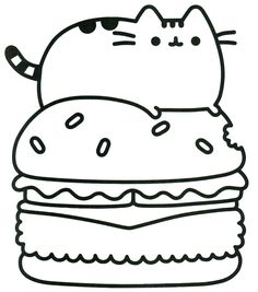 Awesome Coloring Page Pusheen that you must know, You?re in good company if you?re looking for Coloring Page Pusheen Pusheen Coloring Pages, Fox Coloring Page, Free Kids Coloring Pages, Unicorn Coloring Pages, Cartoon Coloring Pages, Disney Coloring Pages, Mandala Coloring Pages, Animal Coloring Pages, Coloring Pages To Print