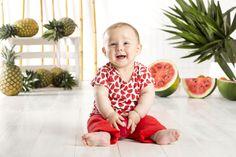 Colección Tropical - Maracuyá #tropical #photoshoot #kids