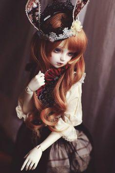 Pin od pinnera Emily McMinn na nástěnce Lovely dolls Pretty Dolls, Cute Dolls, Beautiful Dolls, Beautiful Things, Anime Dolls, Blythe Dolls, Girl Dolls, Dolls Dolls, Enchanted Doll
