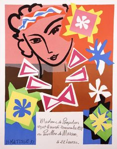 Find the latest shows, biography, and artworks for sale by Henri Matisse. Henri Matisse was a leading figure of Fauvism and, along with Pablo Picasso, one of… Henri Matisse, Matisse Kunst, Matisse Art, Matisse Paintings, Matisse Drawing, Matisse Prints, Willem De Kooning, Franz Kline, Vellum Papier