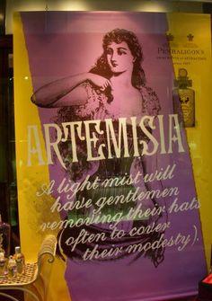 Artemisia, London - Foto: S. Hopp