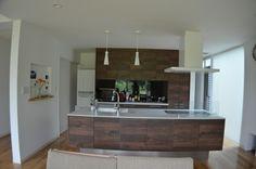 web内覧会:家具のようなアイランドキッチン - さらふわぬっぺり
