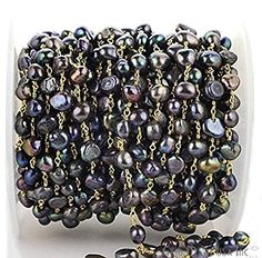 One Foot Black Pearl, 7-9mm 24k Gold Plated Wire Wrapped ... https://www.amazon.com/dp/B01MA3P2YL/ref=cm_sw_r_pi_dp_x_HvXKybPSRFAK5