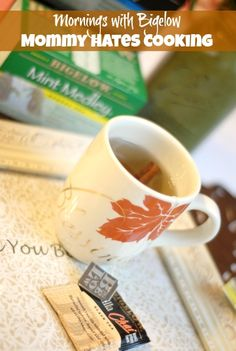 Mornings with Bigelow Tea #AmericasTea #shop #cbias