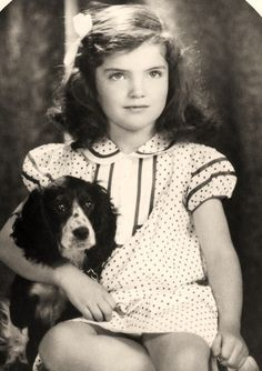 Jacqueline Bouvier (First Lady Jackie Kennedy)