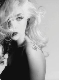 Lady Gaga - by Nick Knight