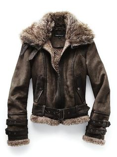 The Aviator Jacket Outfit