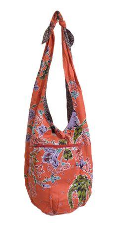 Goa Reversible Bag Red