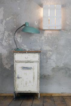 • I • H • O • N • Furniture - #reclaimed #vintage #interior © David Szoke, VLMI Produktív [ on.fb.me/1SQQddb ], Budapest, HU