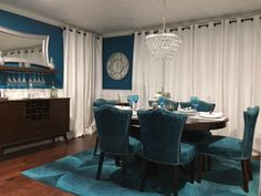 One Room Challenge reveal Dining Room