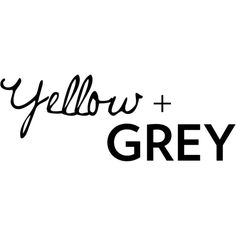 Yellow and Grey Text ❤ liked on Polyvore featuring words, text, quotes, headline, phrase and saying