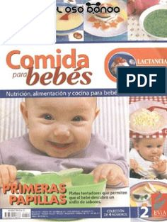 74496313 Comida Para Bebes Meals For One, Reading Online, Teddy Bear, Foods, Google, Recipe Books, Best Recipes, Baby Foods, Breast Feeding