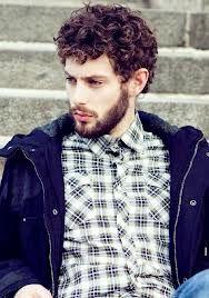 Men's Curly Hairstyles | Best Medium H