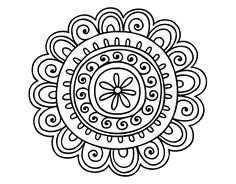 Embroidery patterns geometric mandala coloring ideas for 2019 Mandala Art, Mandala Design, Mandala Nature, Geometric Mandala, Mandala Drawing, Mandala Painting, Mandala Pattern, Zentangle Patterns, Mosaic Patterns