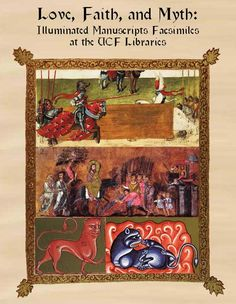 Illuminated Manuscript Facsimilies at the UCF Libraries