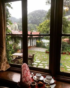 A room with a view , Shimla , India. Cool Places To Visit, Places To Go, Wide World, Shimla, Window View, Tourist Places, Secret Places, British Colonial, India Travel