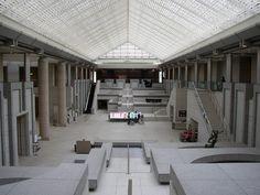 丹下健三 Kenzo Tange 横浜美術館 - 1989 Kenzo Tange, Kagawa, Kendo, Metabolism, Architects, Tokyo, Stairs, Japanese, Building