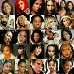 Female Rappers... this is cool
