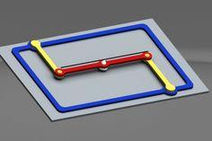 Watts Straight Line Motion Mechanism