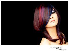 Make-up & Hair : Jason Chu ( Hairesources )