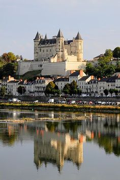 Saumur Castle was originally constructed in the 10th century by Theobald I, Count of Blois, as a fortified stronghold against Norman predations. In the early part of the 13th century, Philip II of France made Saumur part of his royal domain.