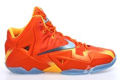 """Nike LeBron 11 (XI) """"Forging Iron"""" (Detailed Preview Pictures)"""