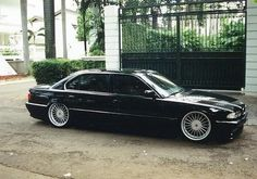 Classic European Cars, Bmw Classic Cars, Bmw 740, Bmw Alpina, E 38, Bmw 7 Series, Bmw Cars, Dream Cars, Super Cars