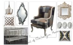 Best of Clayton Gray Home @ hangingonthewall.ca.  Lovely shades of gray...