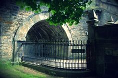 McKenzie Bridge Stockbridge Edinburgh ©stockbridgeedinburgh.com