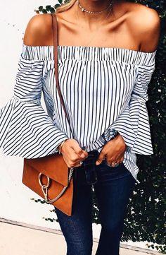 Blusa | Ombro a Ombro
