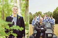 blue&yellow Marilisa + Taylor « Southern Weddings Magazine